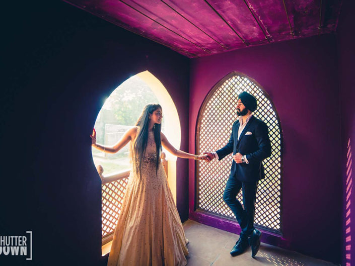 Moroccan Fort Backdrops for Photo Shoot