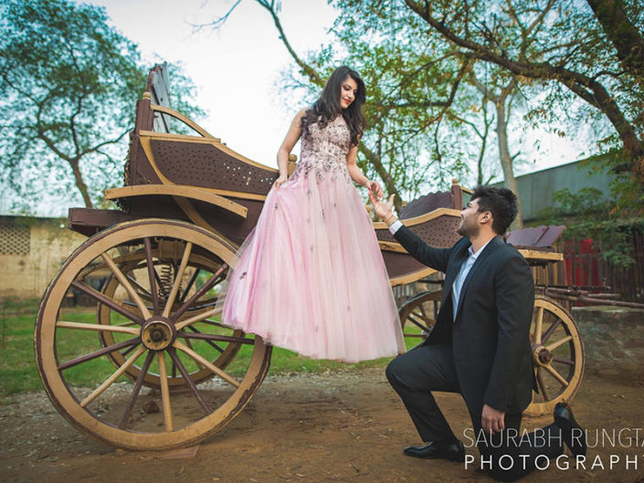 Horse Carriage Photo Shoot Location