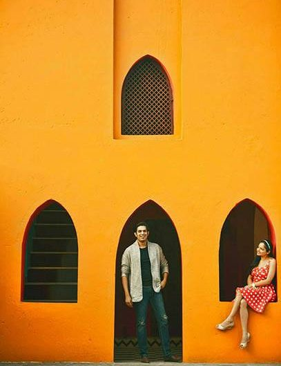 Pre-Wedding Shoot by Click Sutra