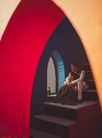 Pre-Wedding Shoot by Anand Rathi of Reels & Frames