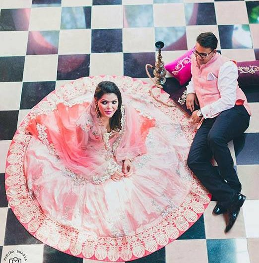 Pre-Wedding Shoot by Mahima Bhatia