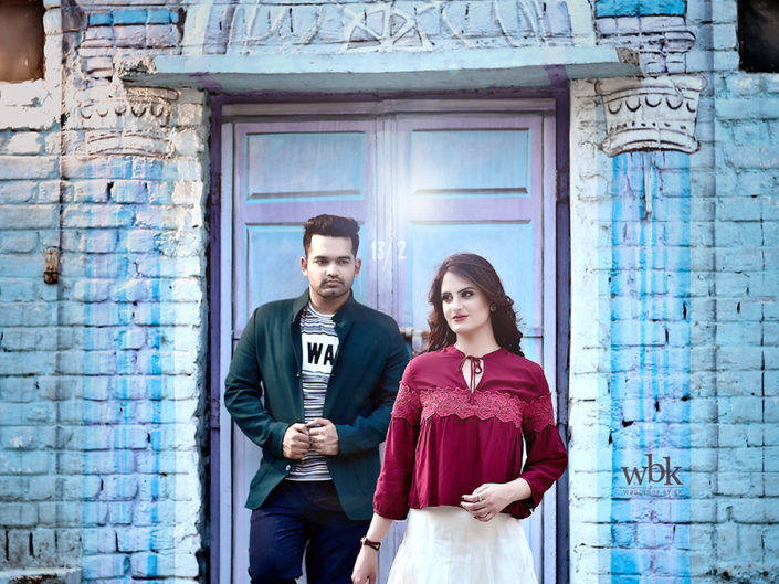 Open Area Pre Wedding Shoots Location in Faridabad