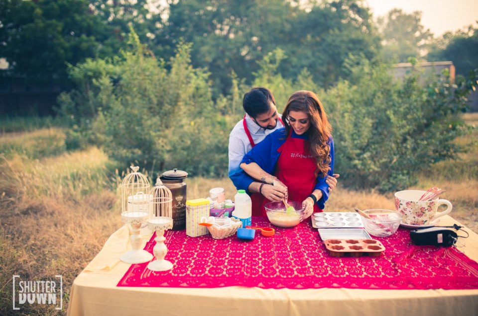 Pre Wedding Shoot The Perfect Location Outdoor Photography