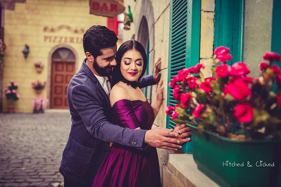 The Perfect Location - Article - weddingsutra.com - Pre wedding shoot at 'The Perfect Location' has a new Set to Wow couples with its Terrific Tuscany Vibe