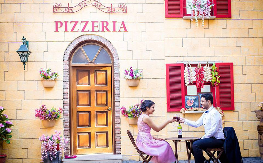 lbb.in Article - A Photo On A Greek Island Or An Italian Pizzeria Can Happen Right Here In Delhi!